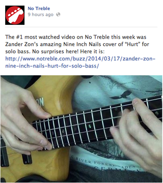 zander zon - no treble - hurt - number 1